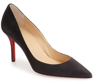 Christian Louboutin  Women's Christian Louboutin Apostrophy Pointy Toe Pump