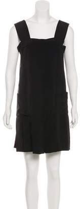 Chanel Satin Dress