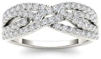 3/8ct TDW Diamond Fashion Ring in 10K