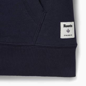 Roots Boys Plated Fleece Full Zip Hoody