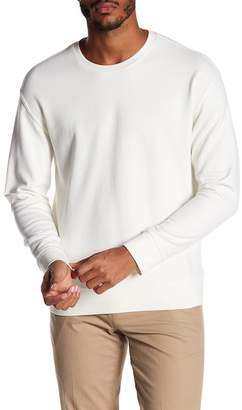 Vince Seamed Crew Neck Sweater