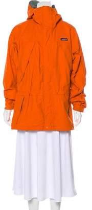 Patagonia Hooded Zip-Up Jacket