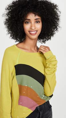 Freecity Rainbow Jump Sweatshirt