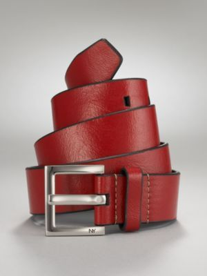 City Style Square Logo Belt