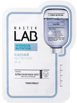 Tony Moly Tonymoly TonyMoly Master Lab Caviar Sheet Mask