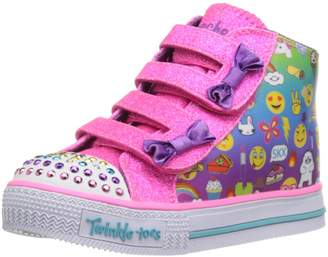 Skechers Girl's SHUFFLES - BABY TALK Sneakers