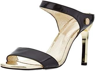 Versace Women's Scarpa Ankle Strap Heels