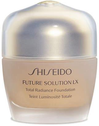 Shiseido Future Solution LX Total Radiance Foundation E