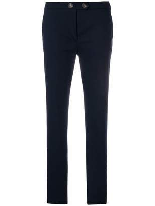 RED Valentino turn up trousers