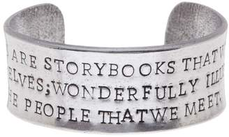 Alisa Michelle Our Lives Are Our Storybook Cuff
