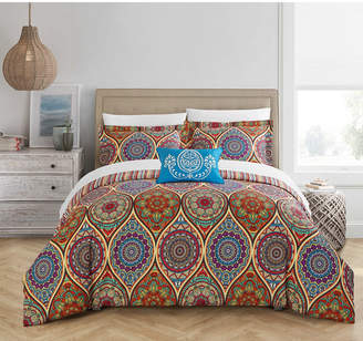 Chic Home Shulamit 3 Pc Twin Duvet Cover Set Bedding