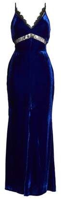 Harlyn Velvet Maxi Dress