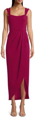 Xscape Evenings Pleated Midi Dress
