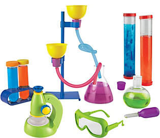 Learning Resources Primary Science Deluxe Lab S