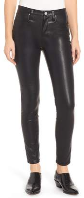 Blank NYC BLANKNYC Coated Faux Leather Skinny Pants