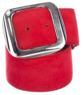 Prada Suede Hip Belt