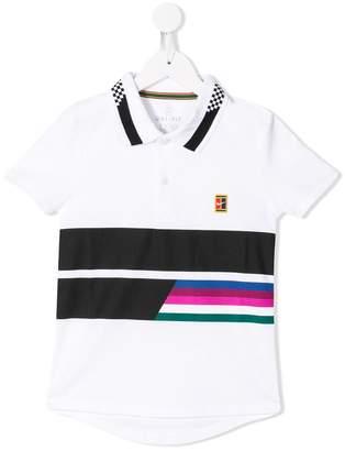 Nike football jersey style T-shirt
