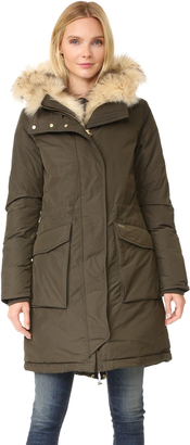 Woolrich Military Parka $1,150 thestylecure.com