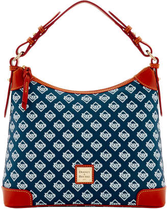 Dooney & Bourke MLB Rays Hobo