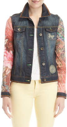 Desigual Audrey Denim Jacket