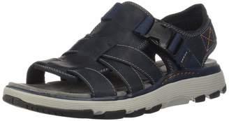 Clarks Men's UnTrek Cove Sport Sandals