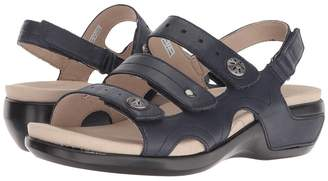 Aravon PC Three Strap Women's Sandals