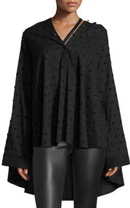 Palmer Harding palmer//harding Jasmin Oversized Button-Front Shirt