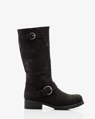 Le Château Buckle Knee-High Boot