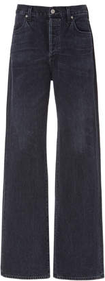 Citizens of Humanity Annina High-Rise Straight-Leg Jeans