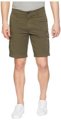 Eleventy Bermuda Cargo Shorts w/ Drawstring Men's Shorts