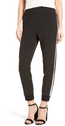Women's Willow And Clay Stripe Track Pants $79 thestylecure.com