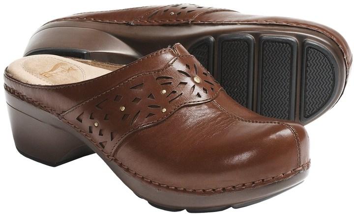 Dansko Shyanne Clogs - Leather (For Women)