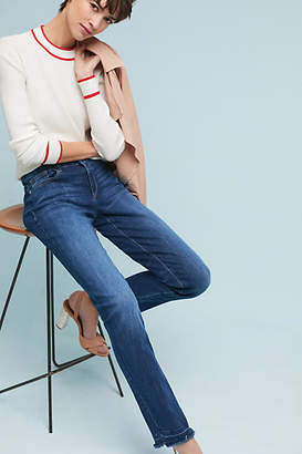 DL1961 Coco Curvy Mid-Rise Skinny Cropped Jeans