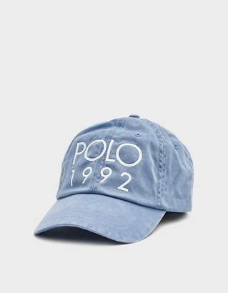 Polo Ralph Lauren Polo 1992 Classic Sport Cap in Isle Blue