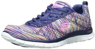Skechers Sport Women's Pretty Please Flex Appeal Fashion Sneaker $42.97 thestylecure.com