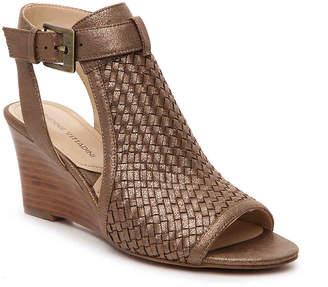 Adrienne Vittadini Roseanne Wedge Sandal - Women's
