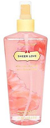 Victoria's Secret Fragrance Mist for Women, Sheer Love, 8.4 Ounce $14 thestylecure.com