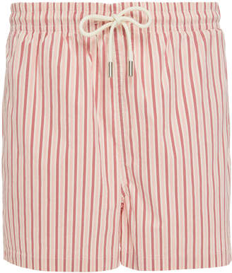 Solid & Striped The Classic Striped Swim Trunks