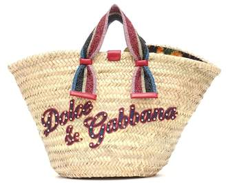 5c8832897fb Dolce And Gabbana Straw Bag - ShopStyle