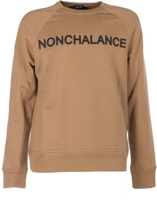 N°21 N.21 N.21 Nonchalance Embroidered Sweatshirt