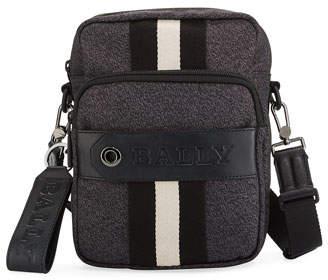Bally Skyller Men's Nylon Crossbody Bag