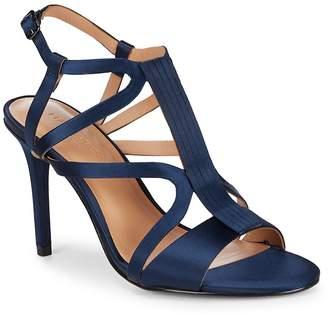 Halston Women's Strappy Stiletto Sandals