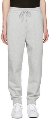T by Alexander Wang Grey Lounge Pants $225 thestylecure.com