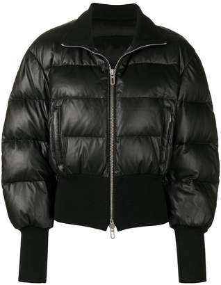 Drome cropped puffer jacket