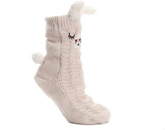 Mix No. 6 Cozy Bunny Slipper Socks - Women's