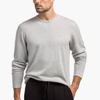 James Perse SEMI WORSTED CASHMERE CREW