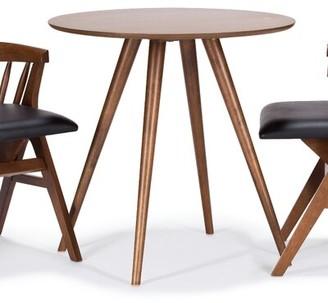 Wrought Studio Javi Bistro Dining Table Wrought Studio