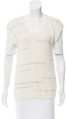 Christian Dior Knit Sweater Vest