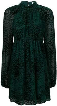 A.L.C. leopard pattern dress