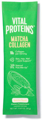 Vital Proteins Collagen Peptides Matcha (Peach) Stick Pack Box, 14 Ct